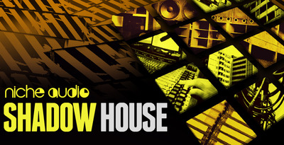 Shadow house maschine expansion house ableton live pack for Classic house genre
