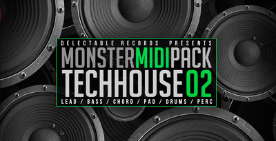 Tech house monster midi pack 02 512