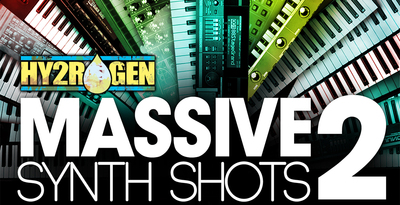 Hy2rogen   massive synth shots 2 rectangle