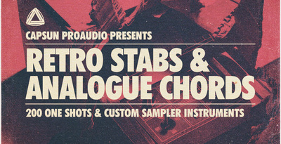 Retro Stabs & Analogue Chords