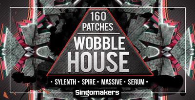 Singomakers 160 wobble house patches 1000x512