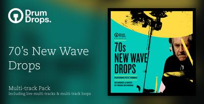 70s new wave drops multi track