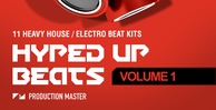 Hyped up beats volume 1 1000x512