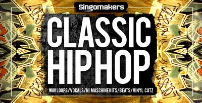 Singomakers  classic hip hop 1000x512