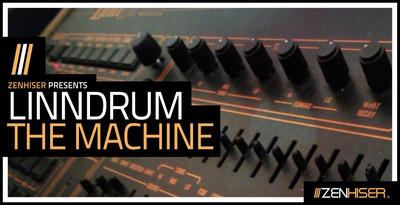 Zenhiser linndrum classic drum machine samples and loops for Zenhiser classic house drum sounds