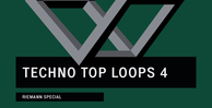 Riemann techno top loops 04 banner