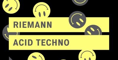 Riemann kollektion classic house synth sequence loops for Acid house techno