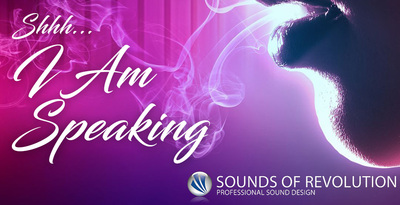 SOR Shhh - I Am Speaking