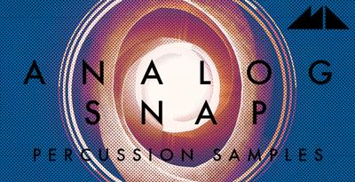 Analog snap banner