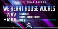 We heart house vocals ii