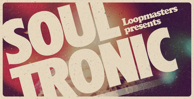 Soul tronic electronica rectangle