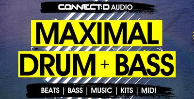 Connectd audio mdnb maximal drumbass 1000 512 web