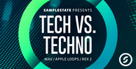Samplestate techvstechno techhousesounds technodrums banner