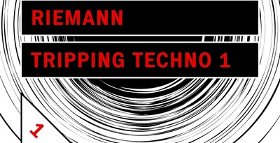 Riemann tripping techno 1 loopmasters cover