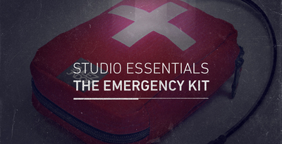 Studio essentials the emergency kit 512