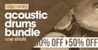 Acoustic Drums Bundle