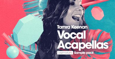 Tamra keenan female vocal acapella samples