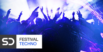 Festival techno royalty free techno samples
