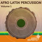 Wa afro latin perc artwork