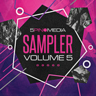 5pinsampler5 techno house sampler cover