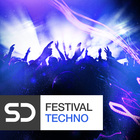 Festival techno samples drum   synth loops